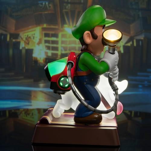 Luigi's Mansion Statues - LM3 - 9
