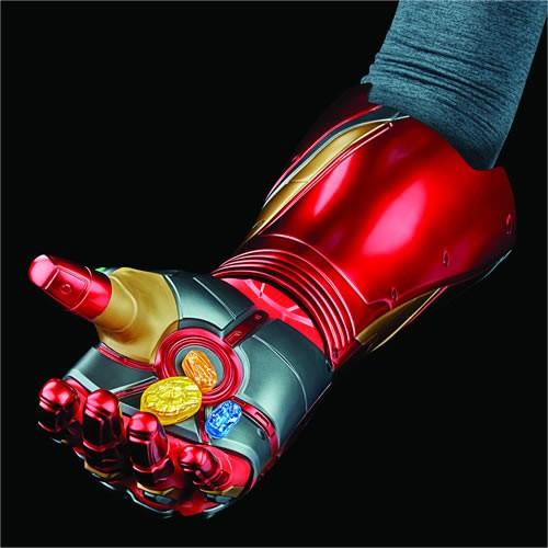 Marvel Legends Roleplay - Infinity Saga - Iron Man Nano Gauntlet (AVN 4 Endgame) - 5L00
