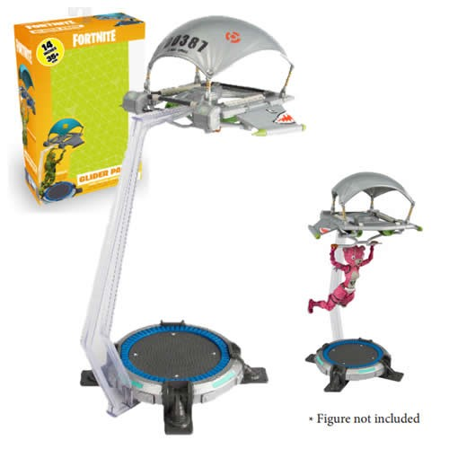 "Fortnite Accessories - 7"" Scale Mako Glider Pack"