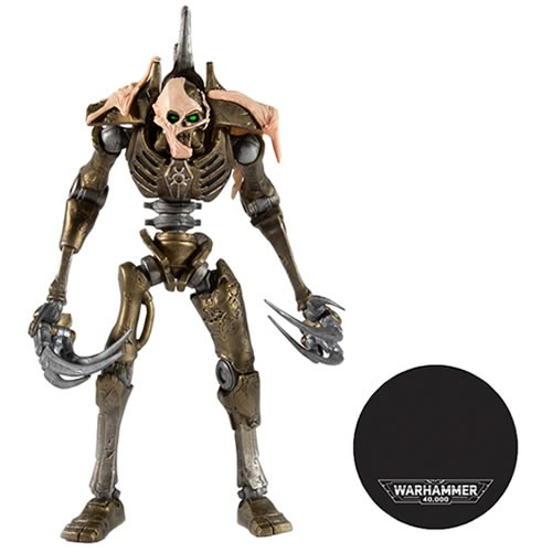"""Warhammer 40,000 Figures - S03 - 7"""" Scale Necron Flayed One"""
