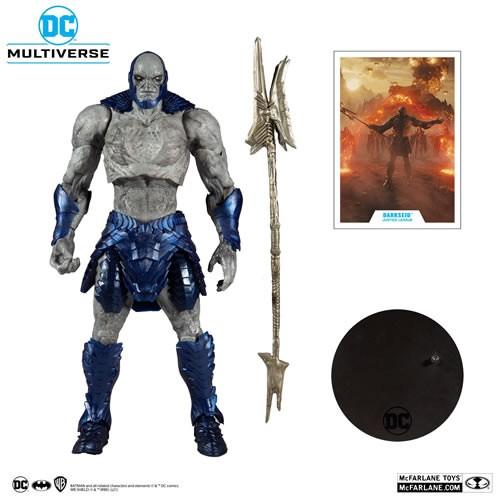 """DC Multiverse Figures - Justice League (2021 Movie) - 7"""" Scale Megafigs Darkseid"""