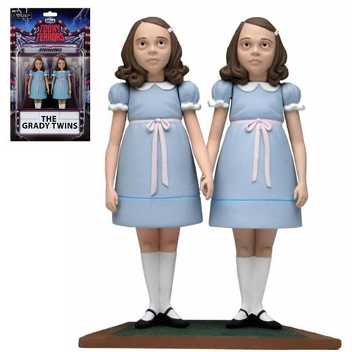 """Toony Terrors 6"""" Scale Figures - The Shining - The Grady Twins 2-Pack"""